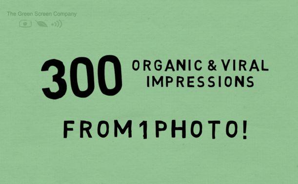 300 impressions